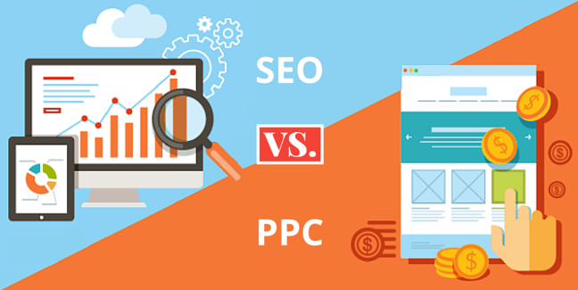 Pay Per Click versus Organic Search Engine Optimization