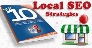 Top Ten Strategies for Local Rankings