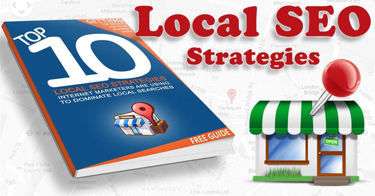 Top Ten Strategies for Local Rankings